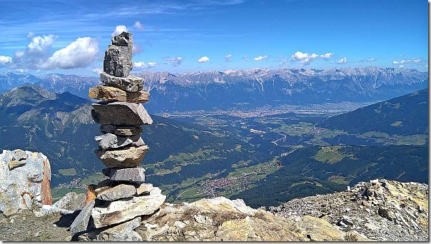 Serles in Tyrol